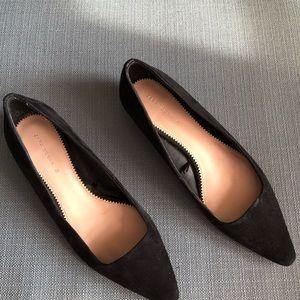 Black flats Zara